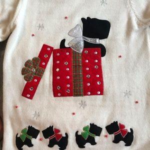 Sweaters - Christmas Dog Sweater